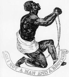 The Official Medallion of the British Anti-Slavery Society, 1795, Josiah Wedgwood